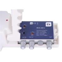 ITS Domovní zesilovač MCA 402 L se zdrojem a LTE filtrem