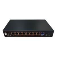 ITS Aktivní Switch s POE napájením profi 8 -portů