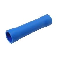 Spojka kruhová 1.5-2.5mm(AWG16-14)  modrá