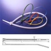 Pásek stahovací standard  300x4mm přírodní *