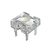 LED  auto  bílá  4000mcd/80°