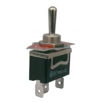 Přepínač páčkový  3pol./3pin (ON)-OFF-(ON) 250V/10A