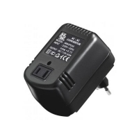 Adaptér 230VAC/ US-přístroje 110VAC/  45W MINWA MW2P045