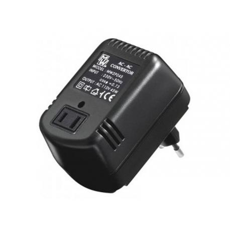 Adaptér 230VAC/ US-přístroje 110VAC/  45W