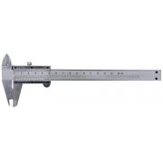 Měřítko posuvné kovové, 0-150mm x 0,05 GEKO