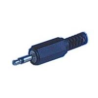 Konektor Jack 2.5  mono  plast