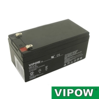 Baterie olověná 12V   3.3Ah VIPOW