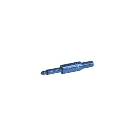 Konektor Jack 6.3 mono kov