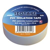 Páska izolační PVC 15/10m  bílá EMOS