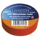 Izolační páska PVC 15/10m  červená
