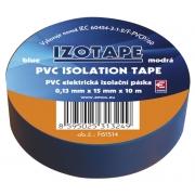 Izolační páska PVC 15/10m  modrá