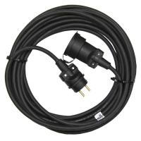 1f prodlužovací kabel 3×1,5mm2, 40m