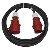 3f prodlužovací kabel 5×16A, 25m