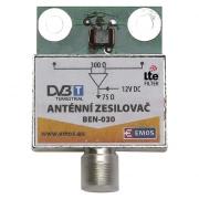 Anténní předzesilovač 30dB VHF/UHF