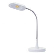 LED stolní lampa HT6105, bílá