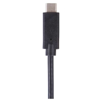 USB kabel 3.1 C/M - USB 3.1 C/M 1m černý