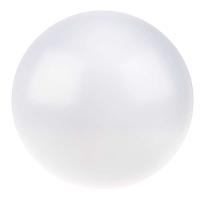 LED přisazené svítidlo Cori, kruhové bílé 12W teplá b., IP44