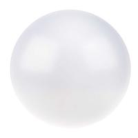 LED přisazené svítidlo Cori, kruhové bílé 18W teplá b., IP44