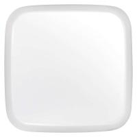 LED přisazené svítidlo Dori, čtvercové bílé 24W n.b.,IP54
