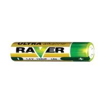 Baterie AAA (R03) alkalická RAVER