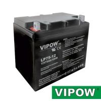 Baterie olověná 12V  75Ah VIPOW
