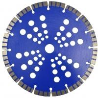 Řezný kotouč diamantový segmentový, 230x22x10mm GEKO