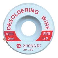 Punčoška k odsávání cínu 2mm/1,5m