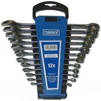 Sada klíčů 12dílná inch očkoplochých plast. držák, NAREX 443000731