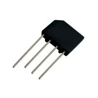 Můstek usměrňovací  4A/600V  KBL06  plochý