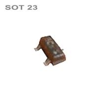 Tranzistor BC817-40 smd  NPN 45V,0.5A,0.25W  SOT23