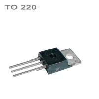 TIP127  PNP 100V,5A,65W,3MHz  TO220