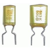 Kondenzátor fóliový  22N/50V  AMZV  rm5   C