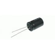 Kondenzátor elektrolytický   2G2/50V 16x31mm-5   rad.105°