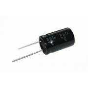Kondenzátor elektrolytický   4G7/16V 13x25mm  rad.C