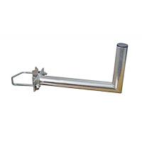 Anténní držák 35 na stožár s vinklem průměr 42mm žár.