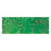 Plošný spoj TIPA PT011B CMOS digitální hodiny s volitelnými LED displeji