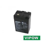 Baterie olověná   6V/ 4Ah  VIPOW bezúdržbový akumulátor