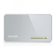Switch TP-LINK TL-SF1008D, 7+1 porty