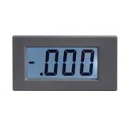 Panelové měřidlo 1,999V WPB5035-DC voltmetr panelový digitální