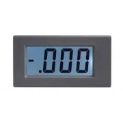 Panelové měřidlo 10A WPB5035-DC ampérmetr panelový digitální