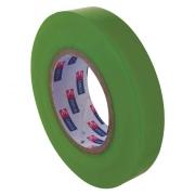 Izolační páska PVC 15mm / 10m zelená