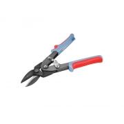 Nůžky na plech převodové, 255mm, rovně a doprava, CrV, EXTOL PREMIUM