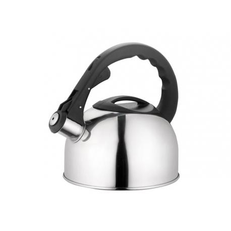 Konvice  LAMART LUMIER LT7004 2L čajová pískací stříbrná