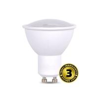 Žárovka LED GU10  5W SPOT bílá teplá SOLIGHT WZ316-1