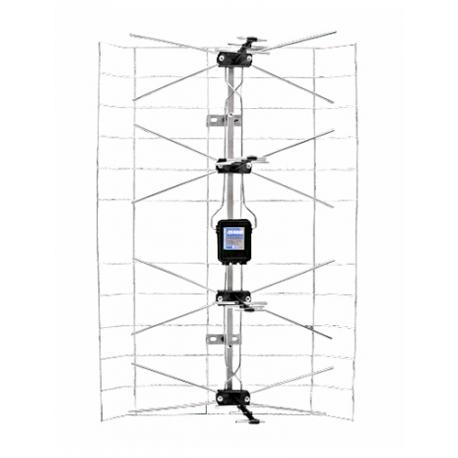 Anténa DVB-T venkovní LTC LX0799/A