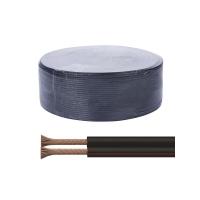 Dvojlinka ECO 2x0,5mm, černo/rudá, 100m