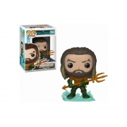 Figurka Funko POP Heroes: Aquaman - Arthur Curry in Hero Suit