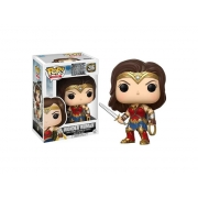 Figurka Funko POP Movies: DC - JL - Wonder Woman