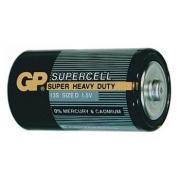 GP Super Cell baterie R20 (D, velké mono) 1ks