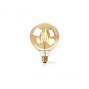 Žárovka LED E27 5W teplá bílá NEDIS WIFILF10GDG125 WIFI